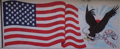 East Office Mural Cuba MO