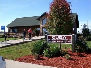 Exit 209 Cuba, Missouri Visitor Center