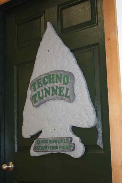 The Techno Tunnel has proved successful with Outpost customers.