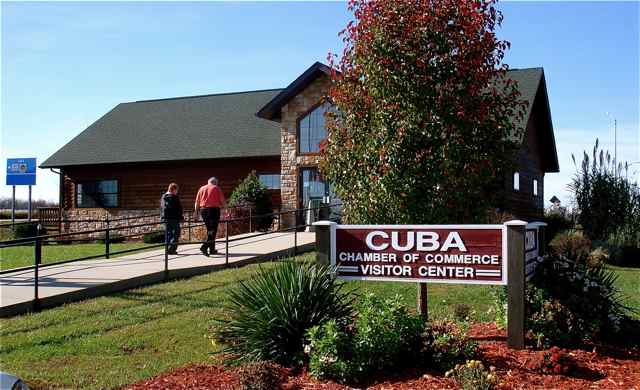 country kitchen cuba mo cuba missouri visitor center offers a warm welcome wifi 6033