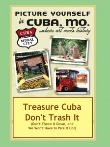 Viva Cuba wants to keep Cuba MO clean in 2010.