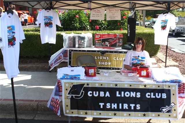 Lions Club T-shirts