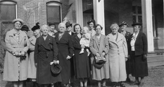 Historic Methodist women's group Cuba MO