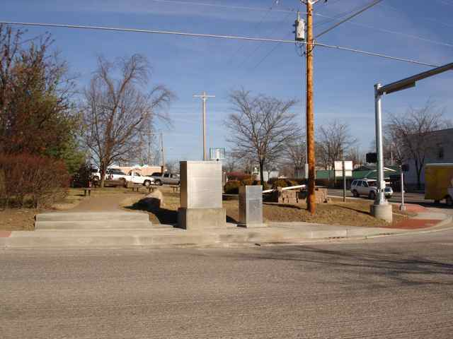 Unpainted traffic control boxes