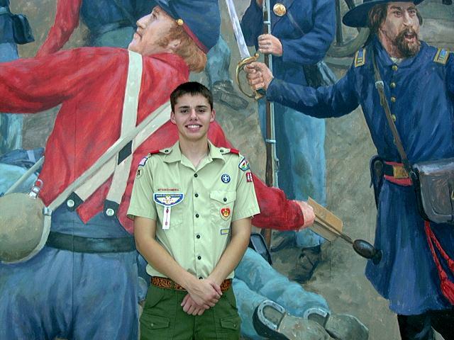 Scout Chip Lange Cuba MO