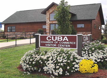 Cuba, Missouri Visitor Center