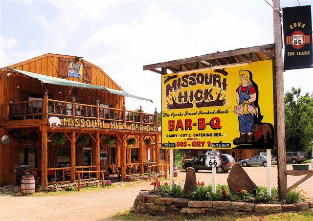 Cuba, Missouri Missouri Hick BBQ