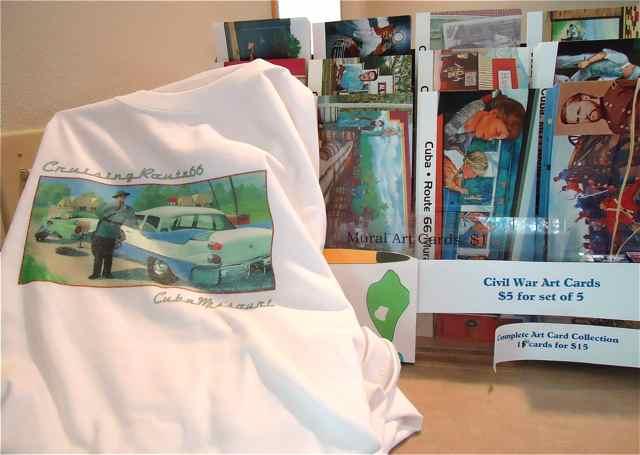 Viva Cuba T-Shirt Cuba, Missouri