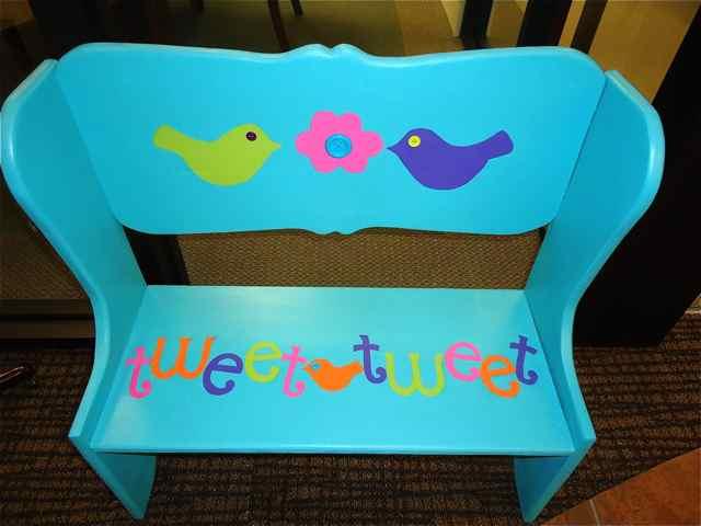 Tweet tweet bench Cuba Missouri