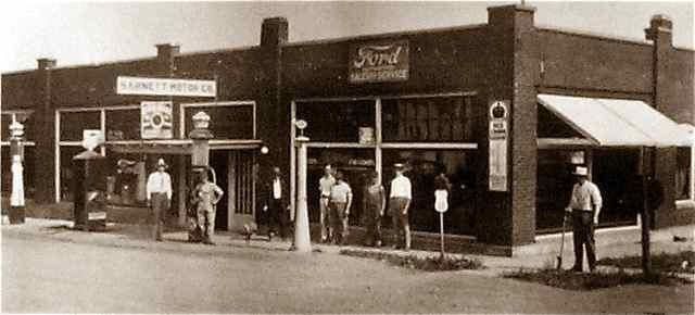 Barnett Motor Company Cuba Missouri