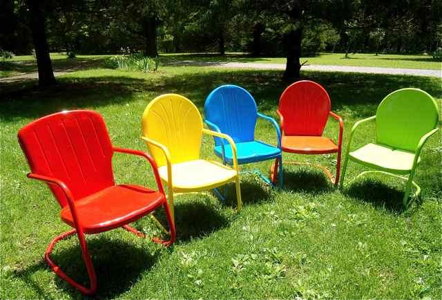 Lawn Chairs Cuba, Missouri