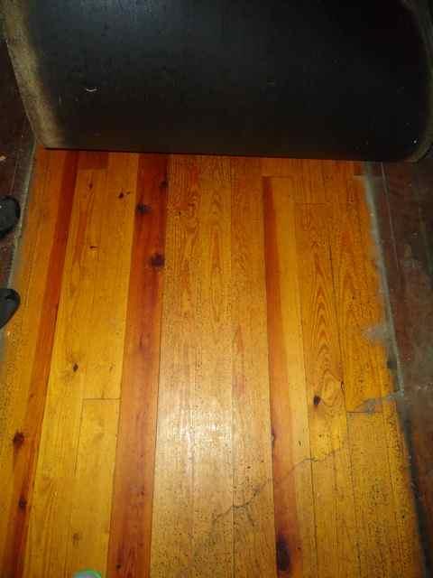 Midway Wood floors Cuba