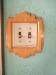 Light switch Midway Cuba Mo