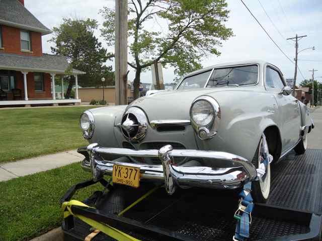 Cuba, Missouri 1950 Studebaker