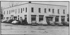 Midway Restaurant 1948 Cuba Missouri