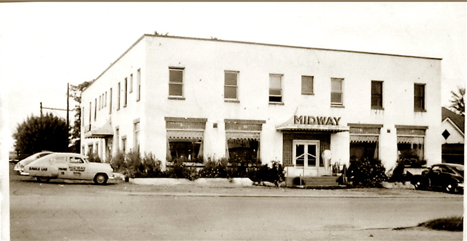 Midway Cafe Cuba Missouri
