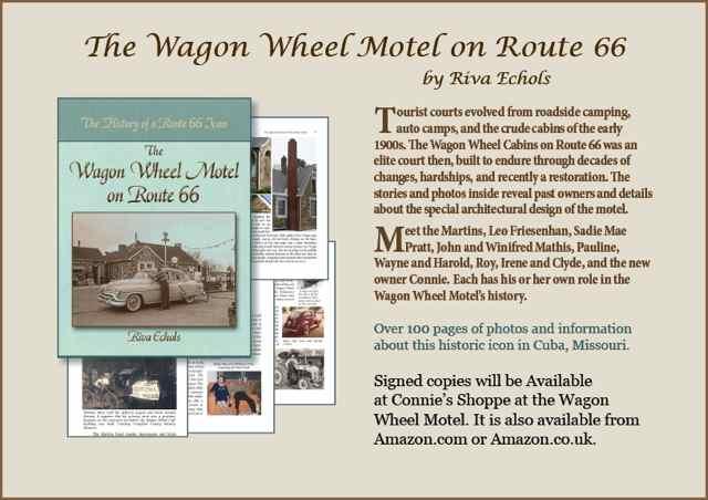 Cuba, Missouri Route 66 Wagon Wheel Motel History
