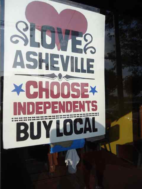 Choose Independents/Buy local