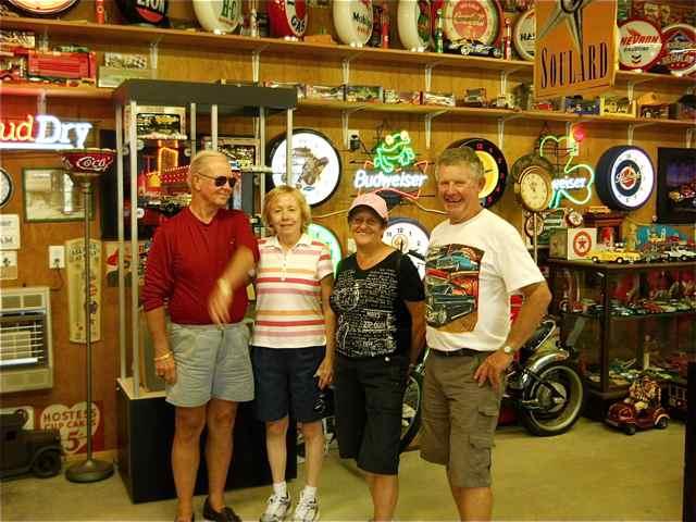 Cuba, Missouri Bob's Gasoline Alley