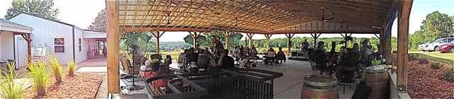 Belmont Winery Pavilion Cuba, Missouri
