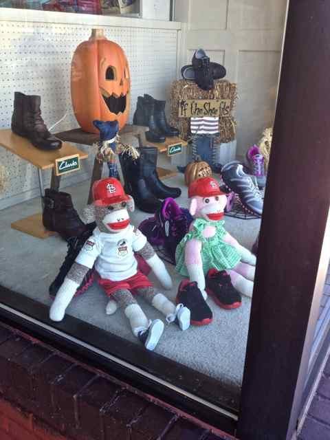 Hayes Shoe Store Cuba, Missouri