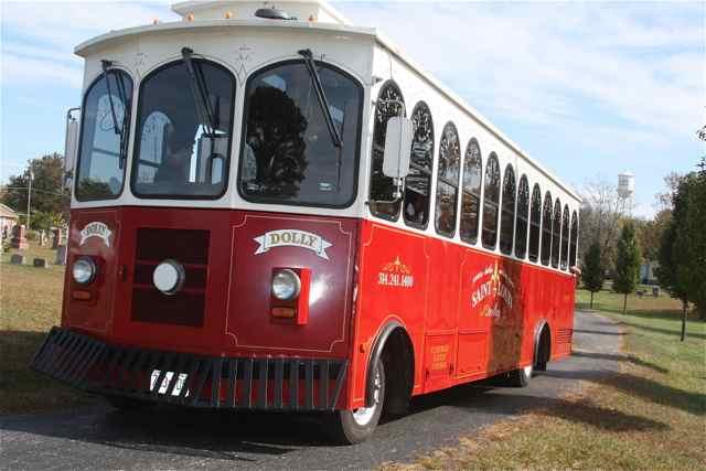 Trolley Cuba, Missouri