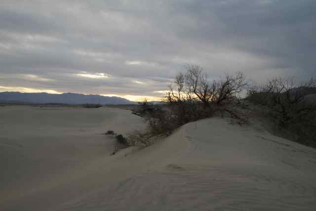 John Herman photo Sand Dunes Death Valley