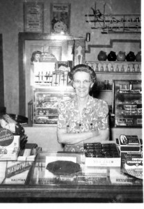 Blanche Rook @ Midway Cashier