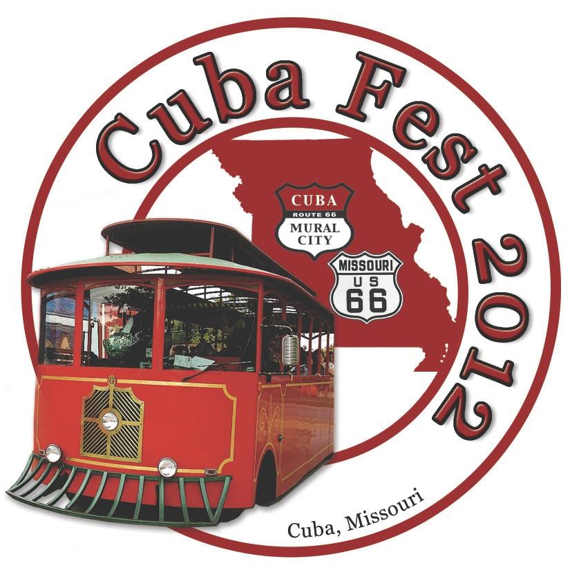 Route 66 Cuba Fest 2012 Cuba, Missouri