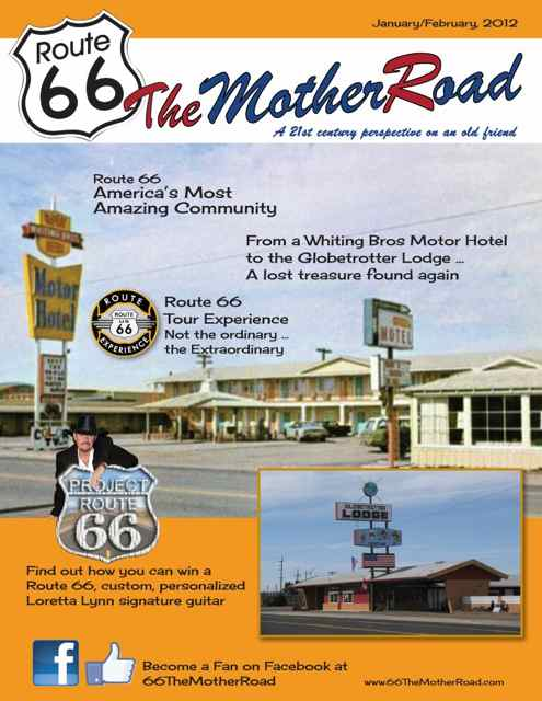 66 The Mother Road Magazine