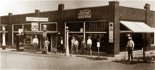 Barnett Motor Company Cuba, Missouri