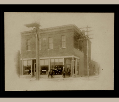 Early 1900s Peoples Bank Cuba MO