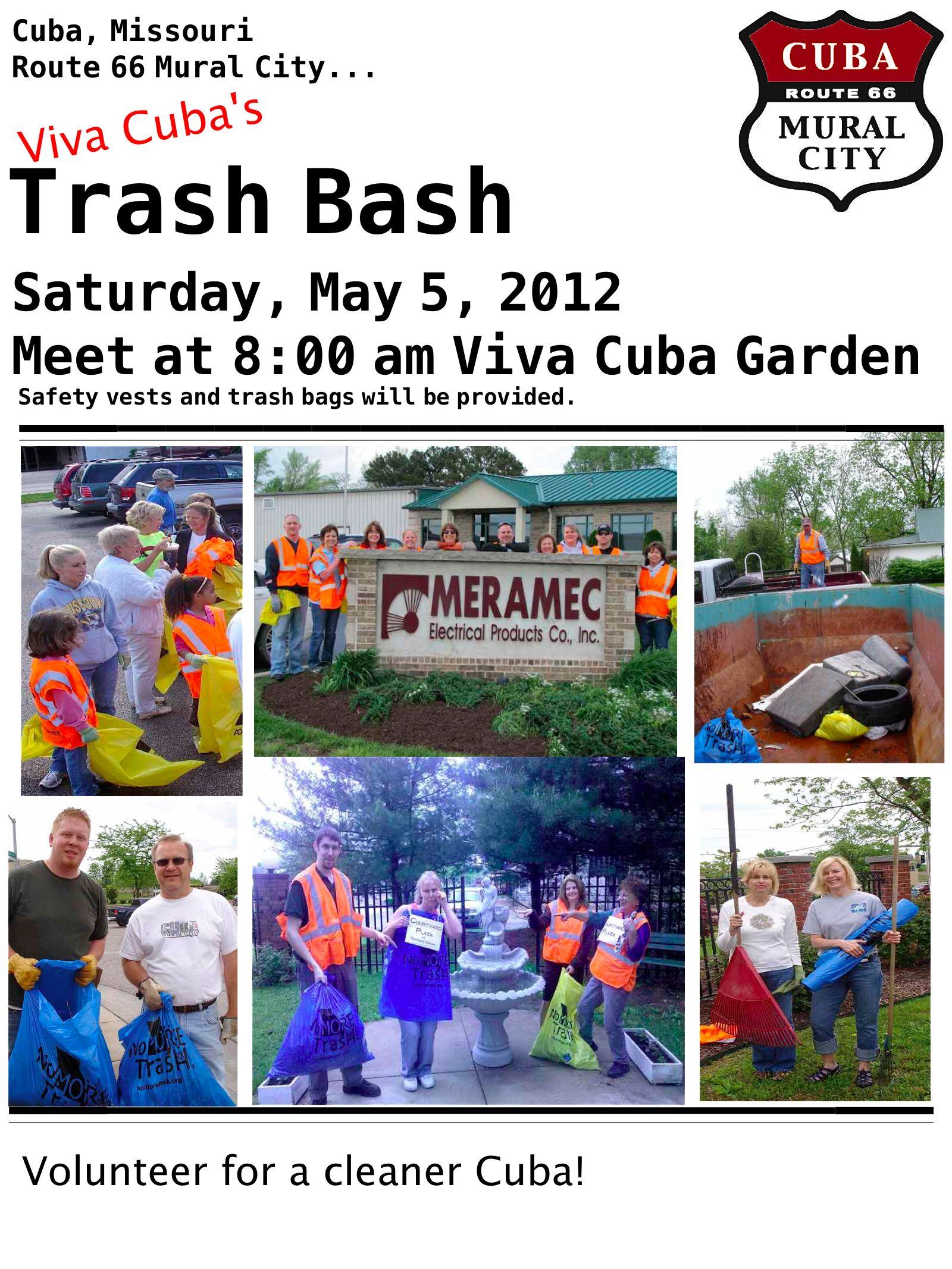 Viva Cuba Trash Bash