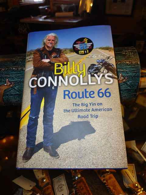 Billy Connolly's Route 66 in Cuba, MO
