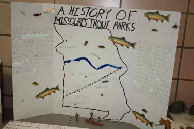 Missouri Trout Parks