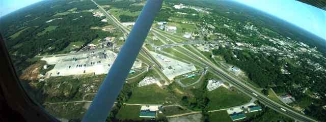I-44 interchange Cuba,, Missouri