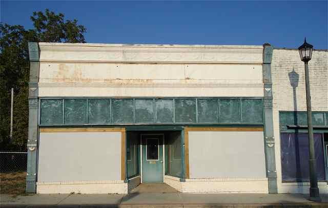 Mesker building Cuba, Missouri