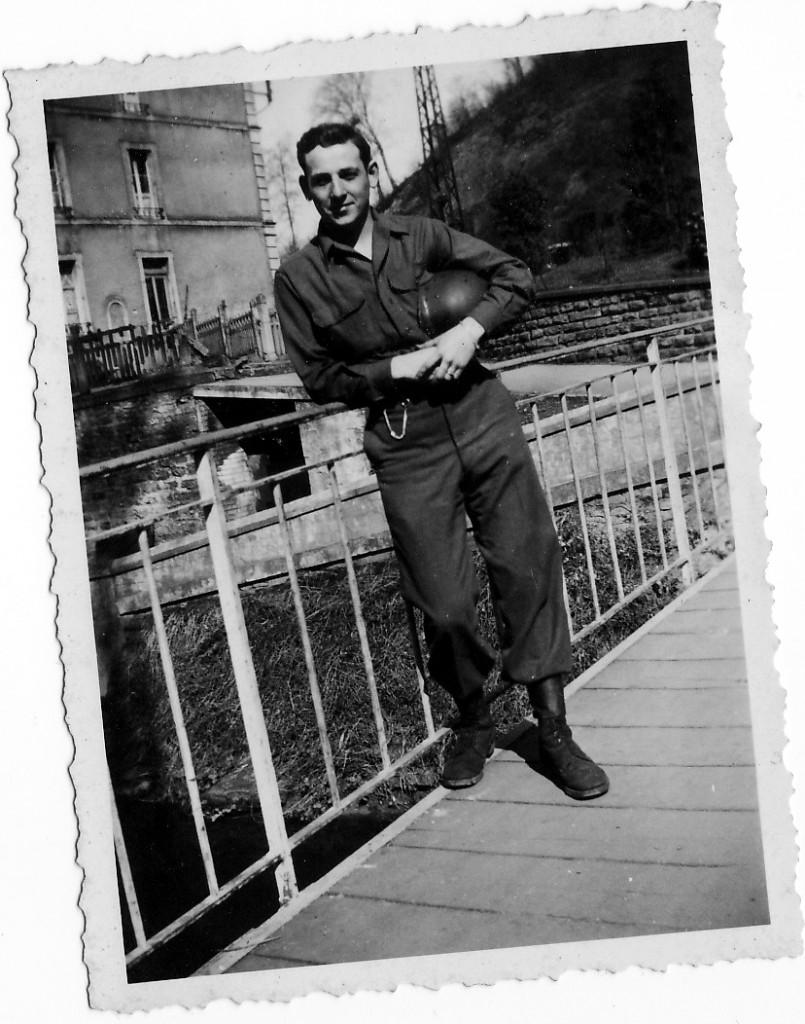 George Smith WWII