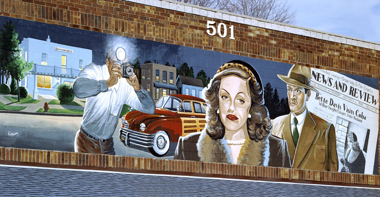 The Murals Of Cuba Mo Cuba Mo Route 66 Mural