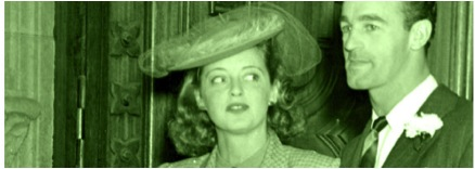 Bette Davis was married at the Mission Inn in 1945.