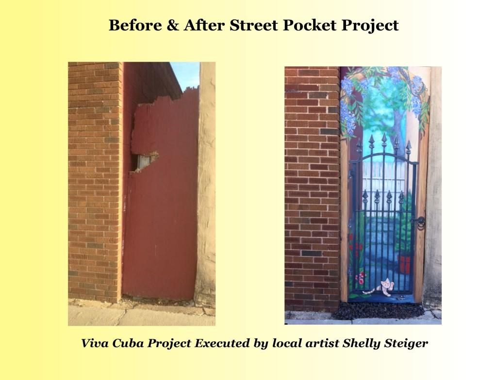 Artists transform the streets of Cuba, MO.