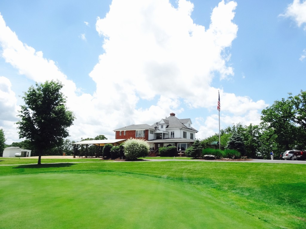Cuba Lakes Golf Course and Club House
