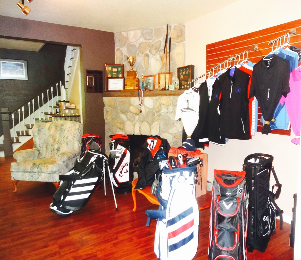 The Cuba Lakes Pro Shop has all that a golfer needs.