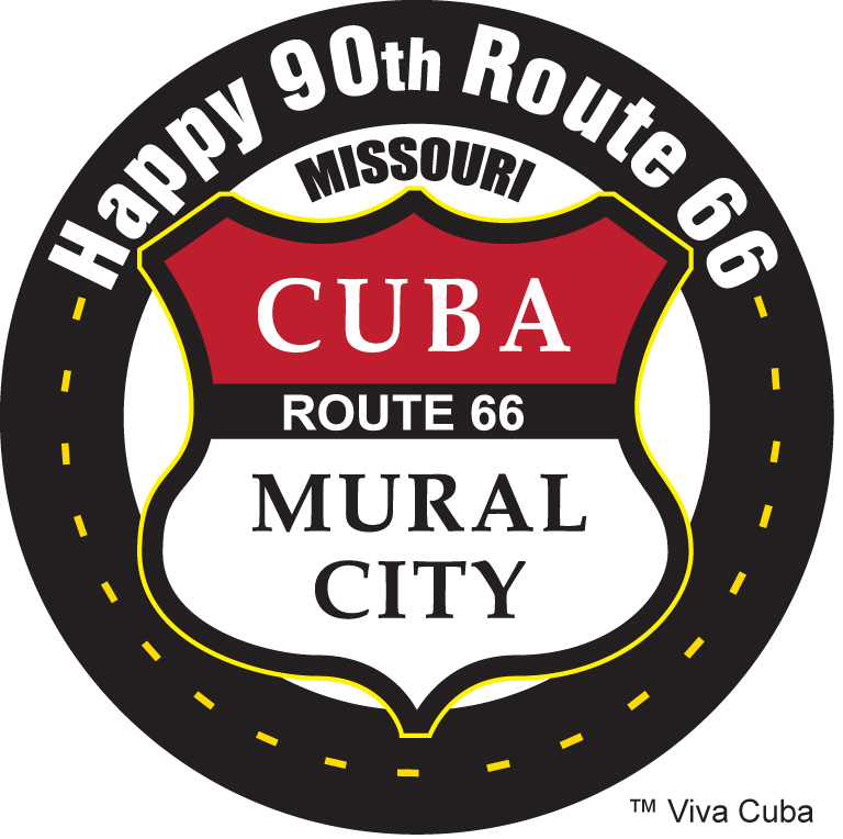 Route 66 has been good to Cuba, Missouri. Happy 90th Anniversary to the Mother Road.
